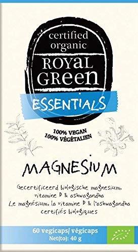 Royal Green Magnesium 60 Capsules
