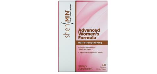 Natrol, Shen Min, Advanced Women's Hair Strengthening Formula, 60 Tablets