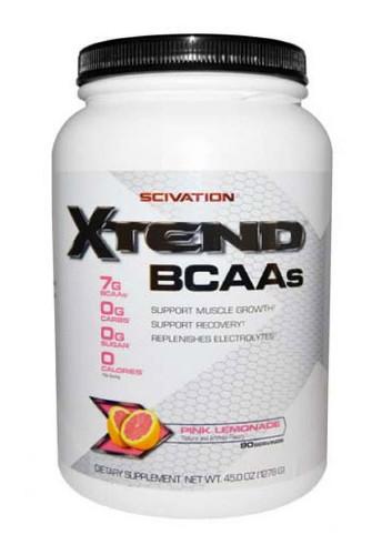 Scivation Xtend BCAA - Pink Lemonade, 90 Servings
