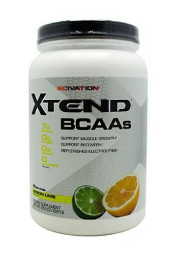 Scivation Xtend BCAAs - Lemon Lime, 90 Servings