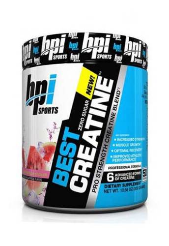 Bpi Sports Best Creatine - Watermelon Cooler, 50 Servings