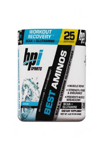 Bpi Sports Best Aminos - Artic Ice, 25 Servings