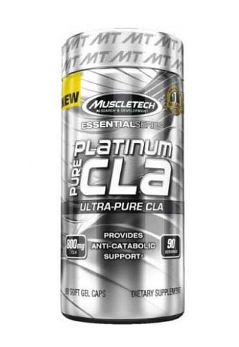 Muscletech Platinum Pure CLA - 90 Capsules