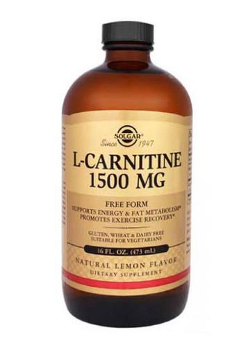 Solgar L Carnitine Liquid Non Flavoured - 16 Oz.