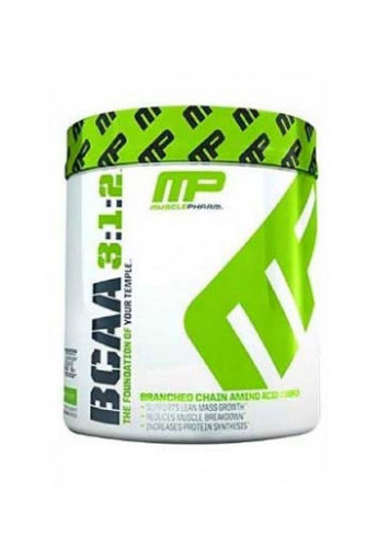 Musclepharm BCAA 3:1:2 Powder - Lemon Lime, 30 Servings