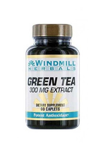 Windmill Green Tea 300 Mg. - 60 Capsules