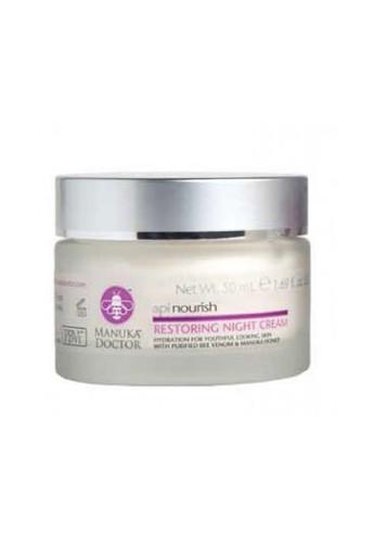 Manuka Doctor ApiNourish Restoring Night Cream 50 Ml
