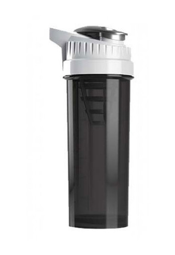 Cyclone Cup Protein Shaker Bottle  - Smoked White, 32 Oz