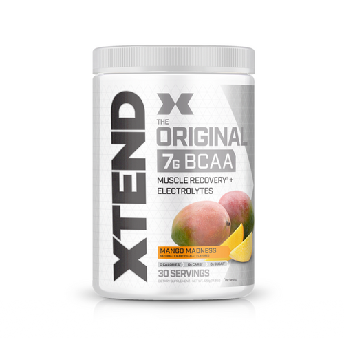 Scivation Xtend BCAA - Strawberry Mango Madness, 30 Servings