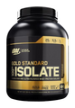 Optimum Nutrition 100% Gold Standard Isolate 5.20Lb Rich Vanilla