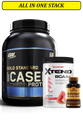 Casein Stack with BCAA, Multi-Vitamin