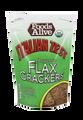 Food Alive, Italian Zest Flax Crack 4Oz