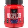 BSN, N.O.-Xplode, Legendary Pre-Workout, Grape, 2.45 lbs