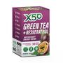 X50 Green Tea + Resveratrol Passionfruit, 30 servings