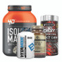 Isolate Matrix 5Lbs Cookies & Cream - 4D Nutrition EVLUTION NUTRITION VITAMODE High Performance Multi-Vitamin 120 Servings Solgar Omega - 3 - 950Mg Non Flavoured 100 Soft Gels Hydroxycut Hardcore Next Gen 100 Caps