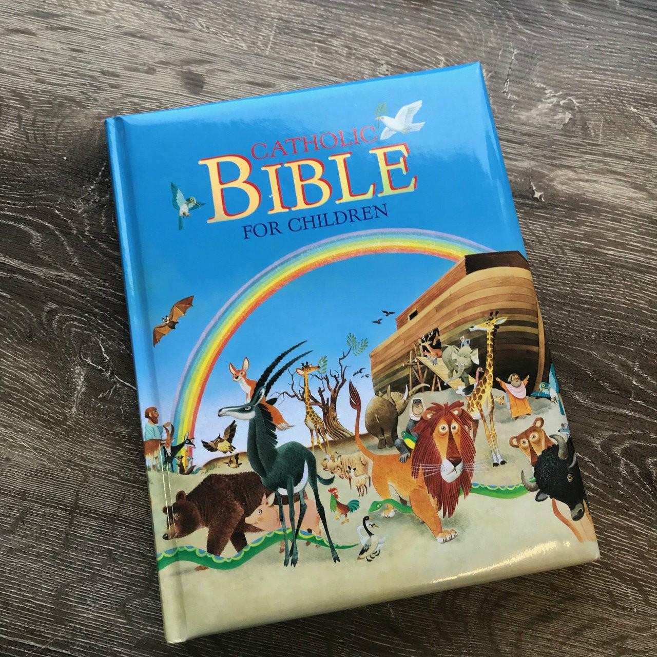 Buy Catholic Bible For Children