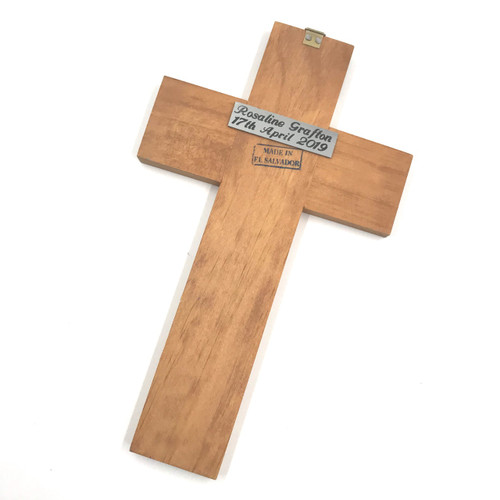 El Salvador New Creation Cross 20cm