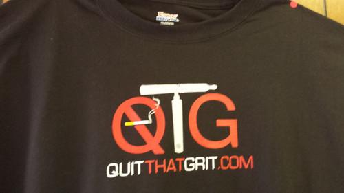QTG T-Shirts (Hanes Beefy T)