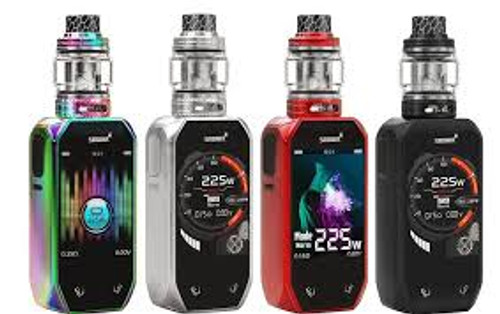 Smoant Naboo Full Kit (Uses 2x 18650 batteries, not included) (DARK RED COLOR)