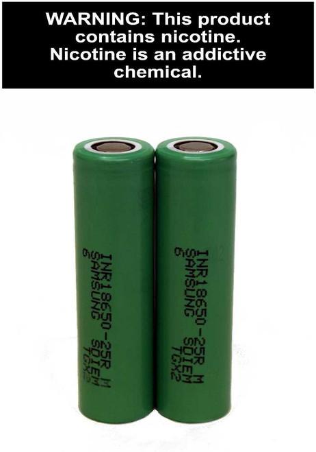 Batteries - Samsung 25R