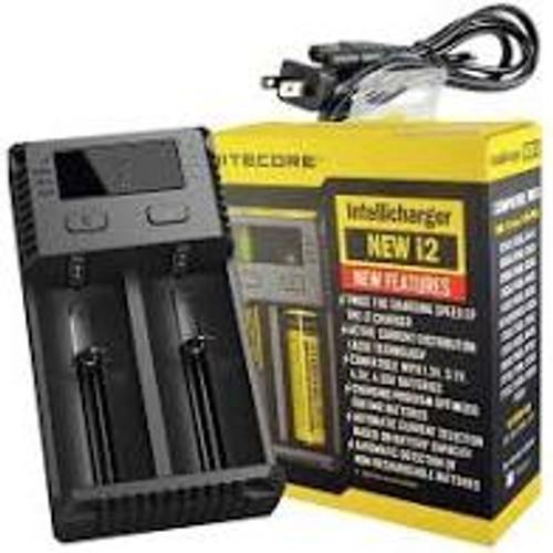 Battery Chargers - Nitecore Brand