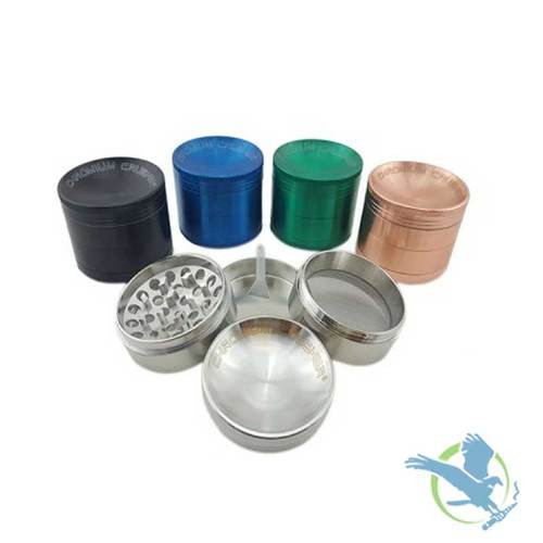Chromium Crusher Vortex Grinder 1.6 inches