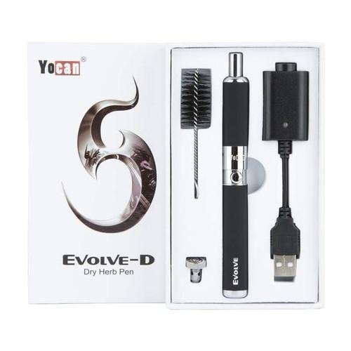 Yocan Evolve-D Kit (Dry Herb) - Black