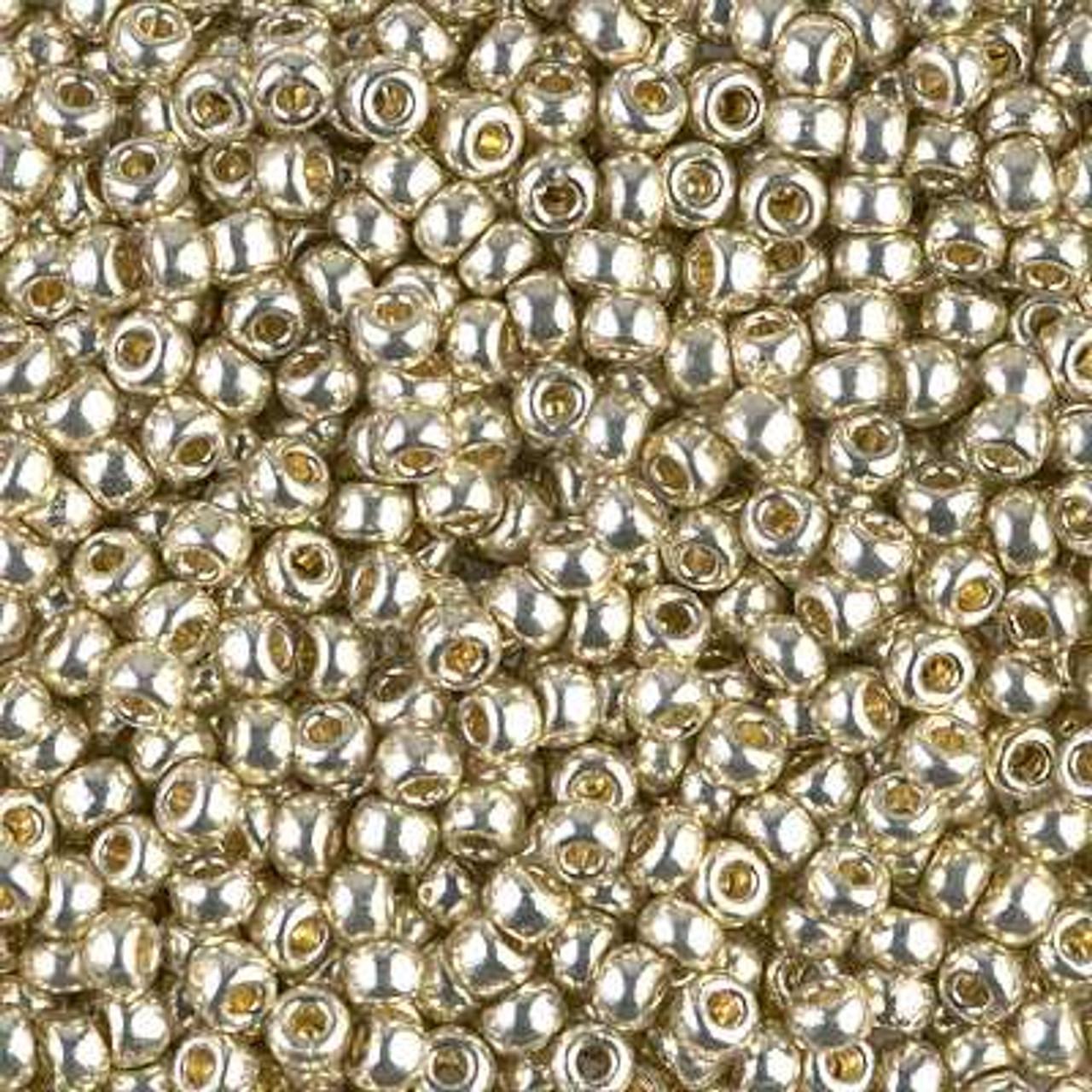 Size 8 Miyuki Round Seed Beads 4201 Eureka Crystal Beads