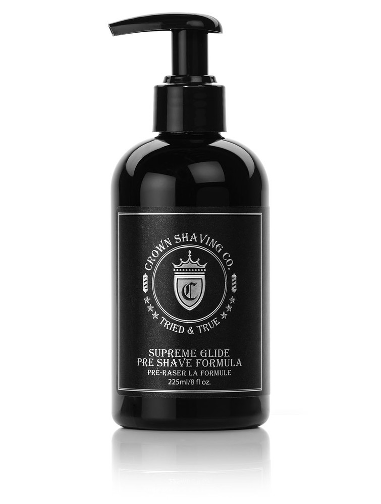 Crown Shaving  Company Pre-have
