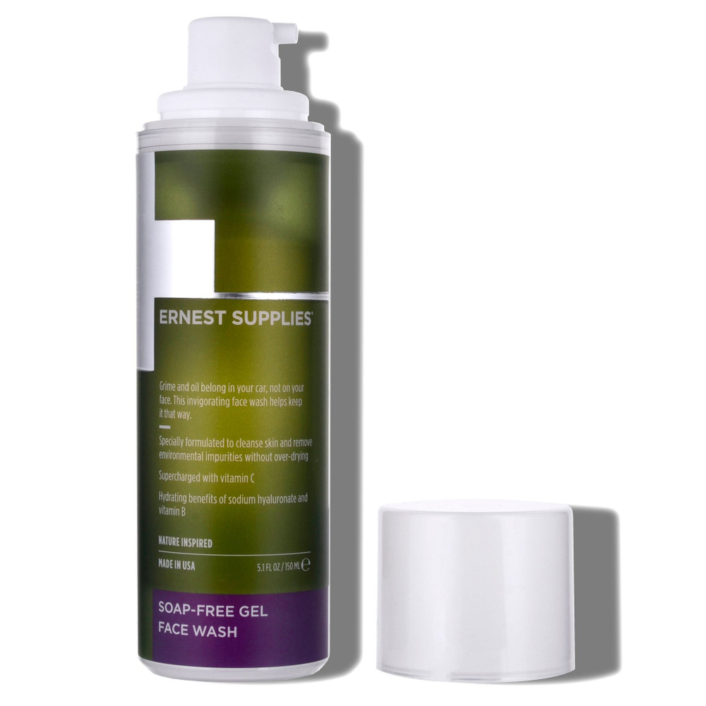 Ernest Supplies SOAP-FREE GEL FACE WASH (150ML)
