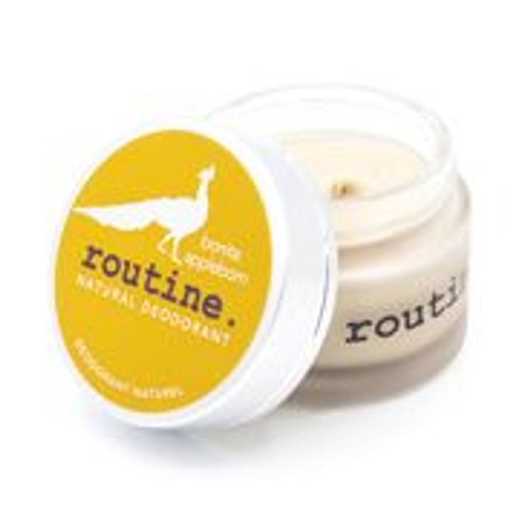 Routine Bonita Applebon natural deodorant