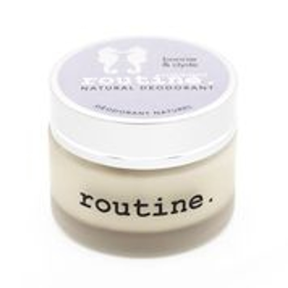 Routine Bonnie & Clyde all natural deodorant