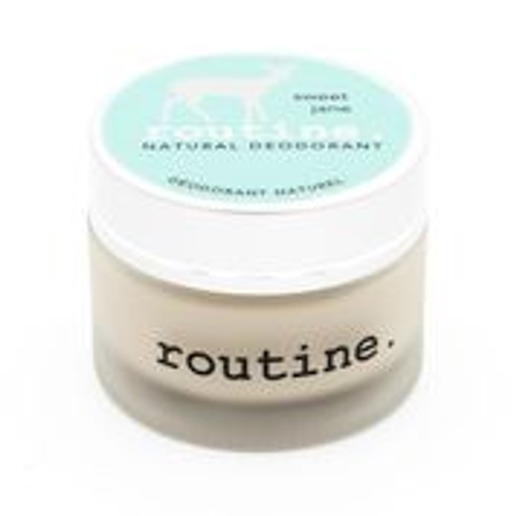 Sweet Jane all natural deodorant by Routine