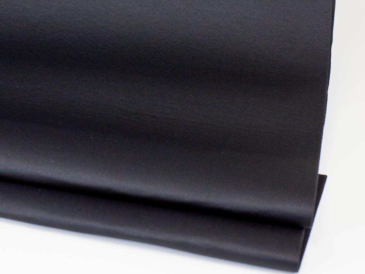 """Black Cut and Sew Bra Foam 100% Poly Laminate Bra Foam 58"""" Wide By The Yard"""