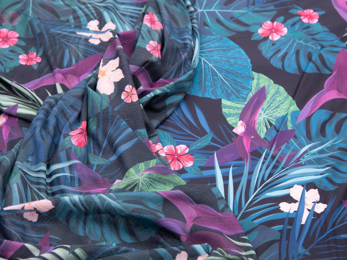 Tropical Milliskin and Mesh Swim + Panty Making Fabric Pack