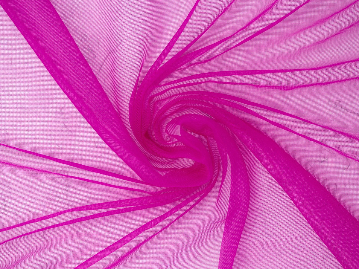"Cherry Pink 60"" wide Nylon Non Stretch Cup Lining +  Bridge Stabilizer"
