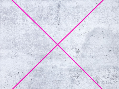 "1/8"" Sizzling Pink Narrow Braided Elastic"