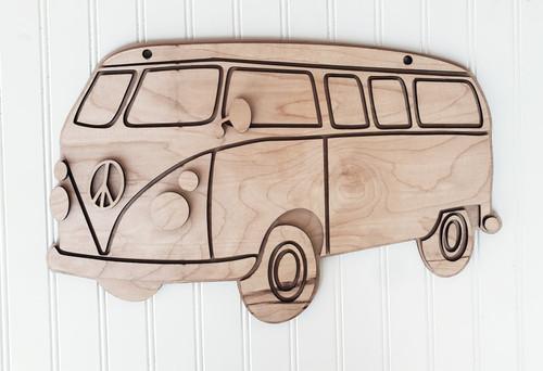 VW Van Door Hanger