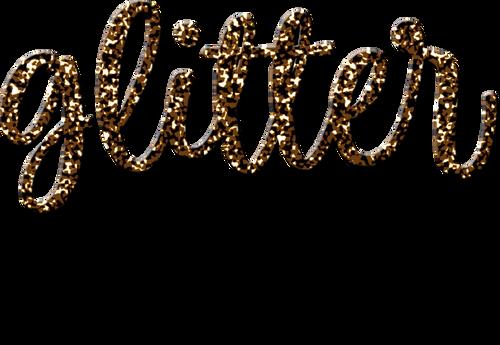 Glitter and Dirt