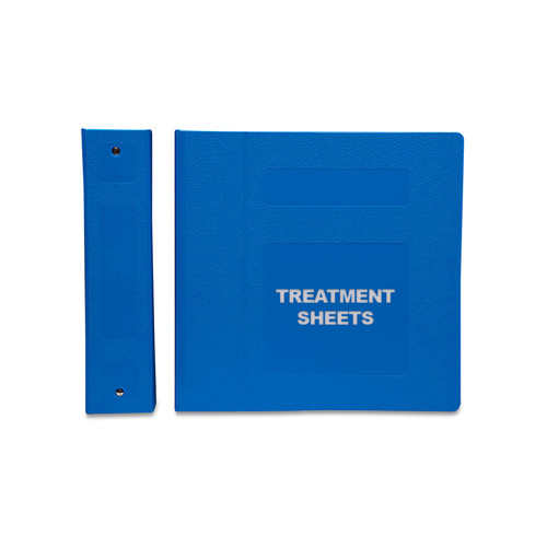 Treatment Sheets Side Open Manual for Healthcare (MCMTRESH2030-)