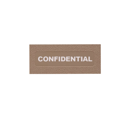 Confidential Manual Ringbinder for Healthcare