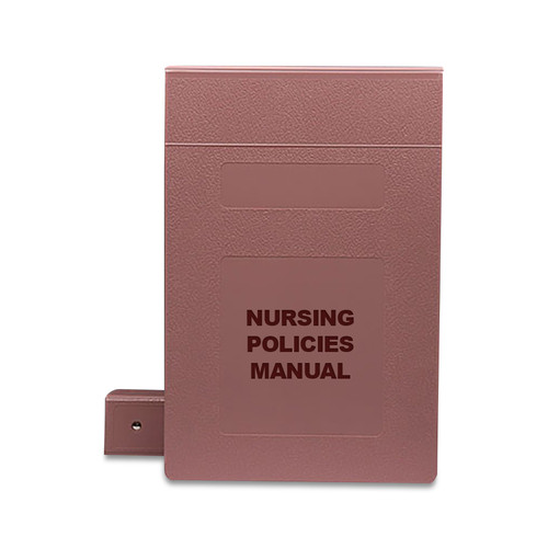 Nursing Policies Manual: Top-Open (MCMNURSPL20)