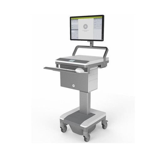 MEDLINK™ MOBILE TECHNOLOGY CART designed by Humanscale Design Studio