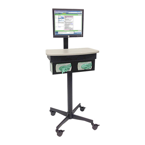 Mov-it Chairside Data Entry Cart