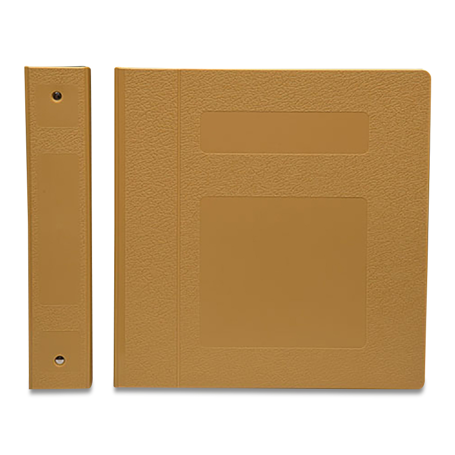 Side Open Titan Ringbinder is a poly molded binder is perfect for traditional medical charting
