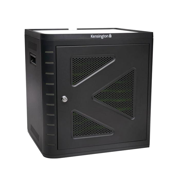 Kensington Charging/Sync Security Cabinet w/Single door closed