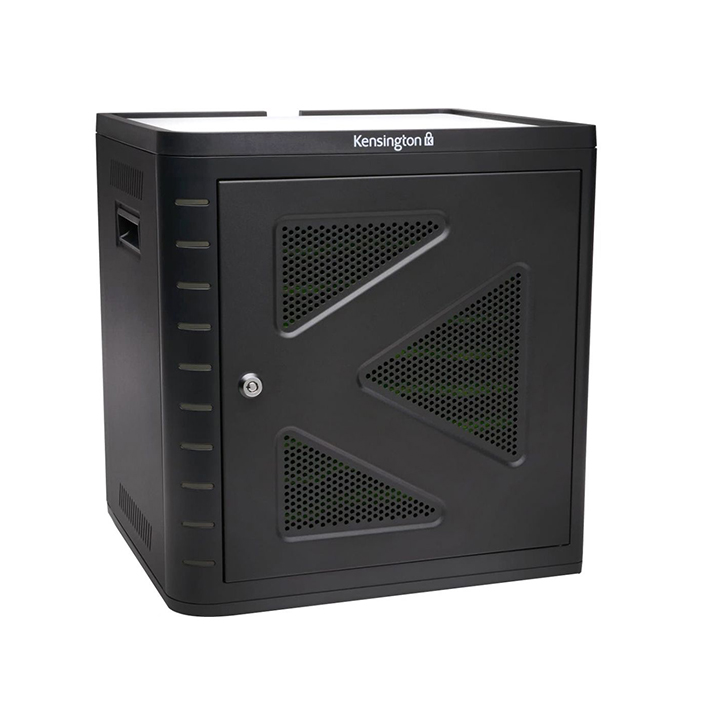 Kensington Charging/Sync Security Cabinet w/Single door closed
