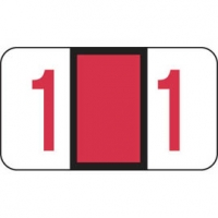 Jeter Compatible Numeric Label Laminated - Series 6100