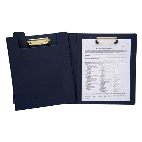 Nursing Clipboard Slimline Privacy Clipboard Without Posts
