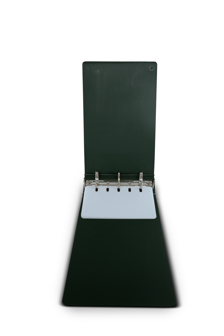 """T/O Half Sheet Page Lifter-Antimicrobial 8"""" W x 5"""" H"""
